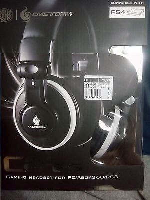 Cuffie Gaming Headset  Per /ps4/ps3/xbox 360/pc/ Cooler Master Ceres 500
