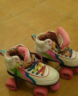 Rio roller boots skate size 1
