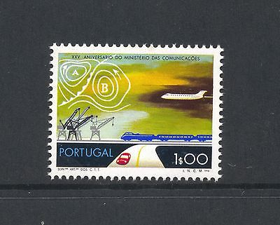 Portugal  1973 SG 1509 Communications Ministry Railway   MNH