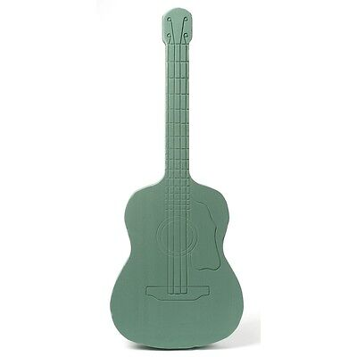 OASIS® FOAM FRAMES® Classical Guitar FLORAL FUNERAL MEMORIAL TRIBUTE SKU 82961