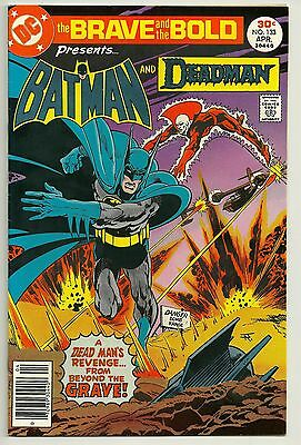 The Brave and the Bold #133 (Apr 1977, DC) - Very Fine