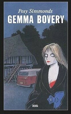 Gemma Bovery By Posy Simmonds Graphic Novel Hardback  1999 Mint Condition