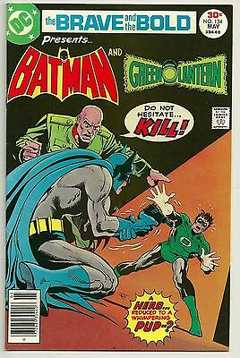 The Brave and the Bold #134 (May 1977, DC) - Very Fine+