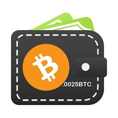 .0025 BTC Crypto currency Direct to Your Wallet! Bitcoin