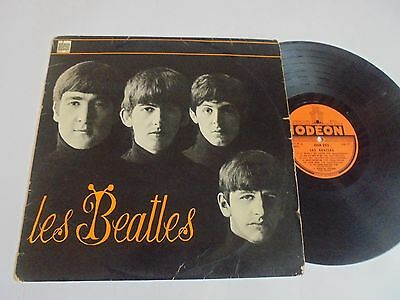 The (Les) Beatles Orig LP Odeon France OSX 222