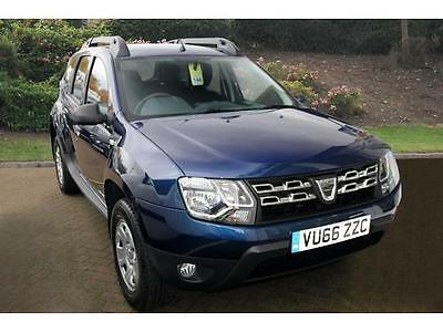 2016 Dacia Duster 1.6 Sce 115 Ambiance 5Dr 4X4 Petrol Estate