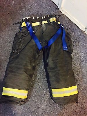 Morning Pride Bunker Pants  FDNY Style