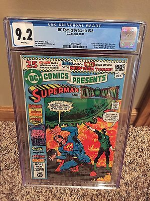 dc comics presents 26 CGC 9.2