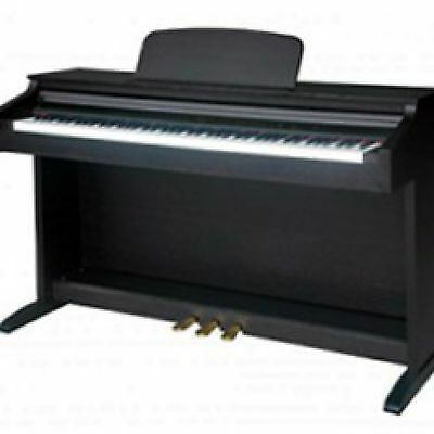Bentely DIGITAL PIANO (Polished Black) USED - IN GOOD CONIDITION
