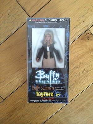 Buffy The Vampire Slayer Toyfare Figure. - Rare New & Sealed