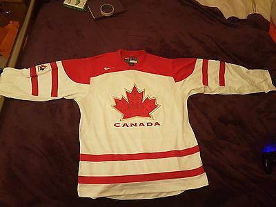 Canadian 2010 Winter Olympics Ice Hockey Jersey