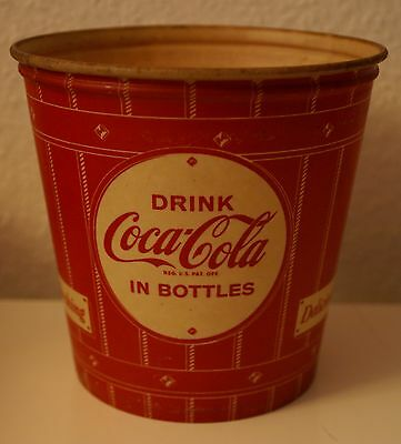 Coca Cola Ice Bucket 1950's