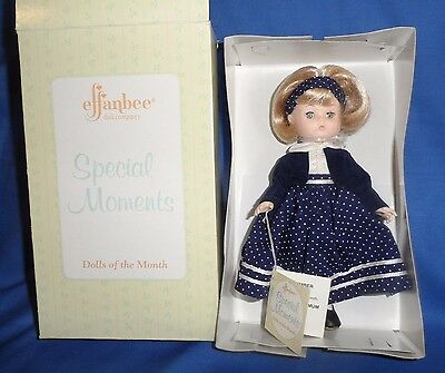 Effanbee Special Moments Doll of the Month - NOVEMBER   In Box w/ tags 1989 F&B