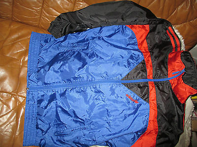 Veste De Survetement Adidas D4 F168 Vintage