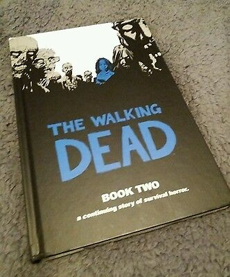The Walking Dead Book Two. Graphic Novel. Comic. Excellent Condition. REDUCED.