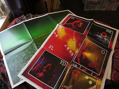 Pink Floyd The Dark Side of the Moon LP US press Excellent+++ Posters!