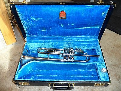 "1955 CONN 28A Connstellation ""Long Model"" Cornet - EXCEPTIONAL CONDITION!"