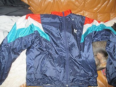 Veste De Survetement Adidas D6 F180 Vintage