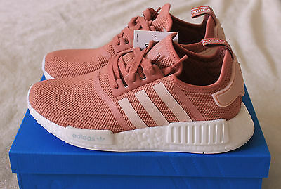 Adidas NMD R1 Runner Raw Pink Salmon Womens S76006