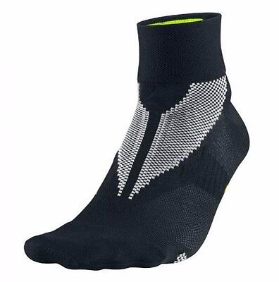 NIKE Elite Lightweight Stay Cool Dri-Fit 2 Running Ankle Original Socks