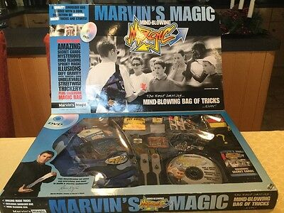 Marvin's Magic Mind-Blowing Magic Set - Includes Dvd Tutorial
