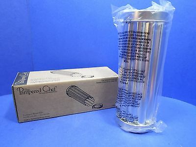 The Pampered Chef Bread Tube Scalloped Scalloped NEW Sealed Bag Original Box