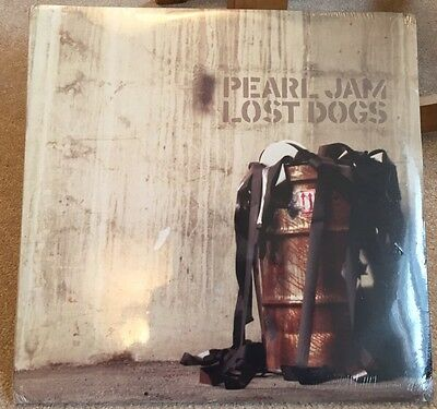 Pearl Jam Lost Dogs Vinyl Brand New Sealed 2003 Release