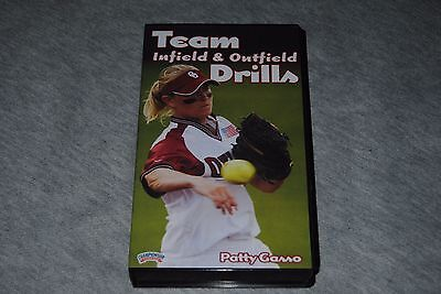 Team Infield & Outfield Drills by Patty Gasso - University of Oklahoma Softball