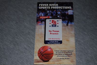 Up-Tempo Practice by Bob Hurley.  Fever River Sports Productions VHS Video
