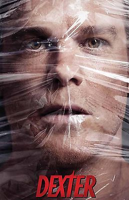 DEXTER  11x17 mini movie poster collectible WRAP