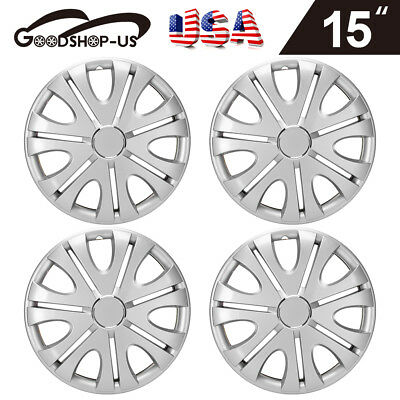 Deluxe 1997-2004 FORD F-150 F150 EXPEDITION Wheel Silver Center ...