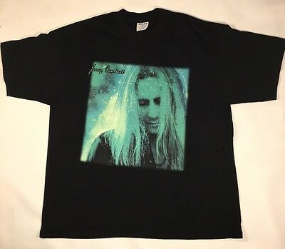 Jerry Cantrell Degradation Trip Tour Shirt 2002 Double Sided Sz L & XL