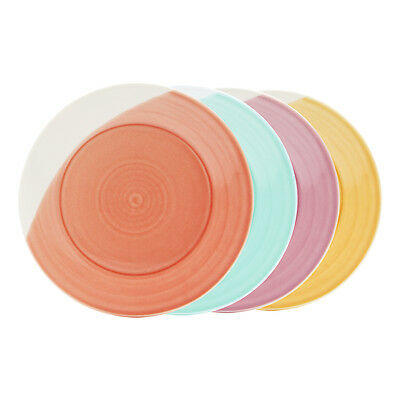 NEW Royal Doulton 1815 Bright Colours Side Plate Set 4pce