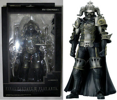Play Arts Final Fantasy XII 12 Judge Master GABRANTH Action Figure NEW