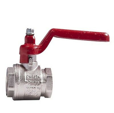 Sonsbeek LEVER BALL VALVE *Italian Made - 1/4, 3/8 Or 1/2 Inch Female Thread
