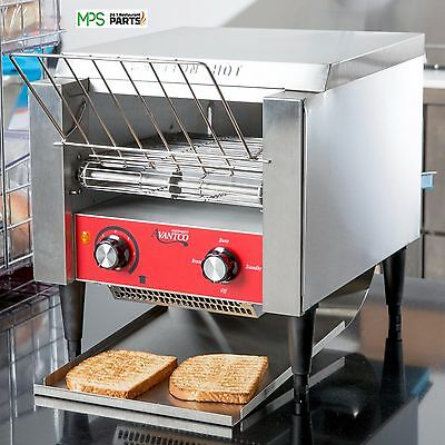 """Avantco T140 Conveyor Toaster with 3"""" Opening - 120V FREE SHIPPING"""