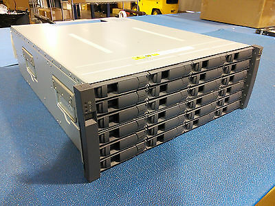 NetApp DS4243 Disk Shelf 4x PSU 2x  IOM3 SAS Controllers Storage Array W/TRAYS