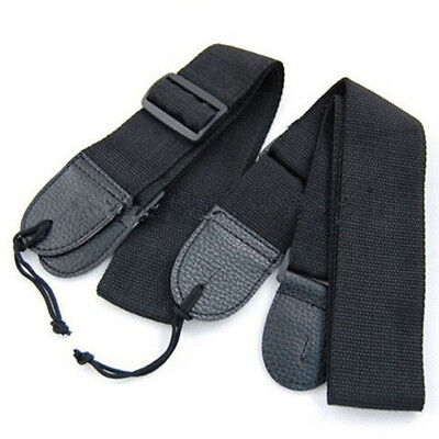 Simple Unique Nylon Adjustable Belt Acoustic Electric Guitar New Guitar Strap
