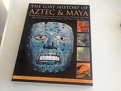 The Lost History of Aztec and Maya