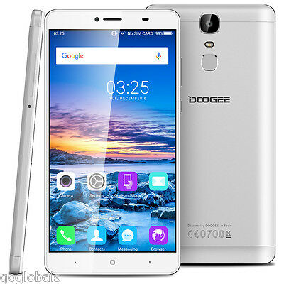 "6,5"" DOOGEE Y6 Max 4G Téléphone Smartphone Android 6,0 Octa Core 32Go Double SIM"