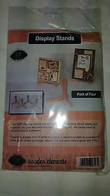 Stamps Away MDF Display Stand