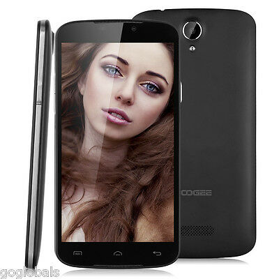 5.5'' DOOGEE X6 pro 4G Mobile Smartphone Android 5.1 Quad Core 16GB GPS Unlocked
