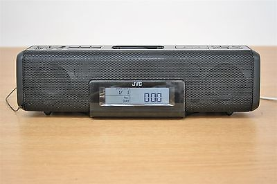 JVC RA-P51B Portable Audio System with Direct Dock for iPod/iPhone (Used)