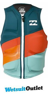 2016 Billabong Slice Lo Tide Wake Vest in Haze W4VS01
