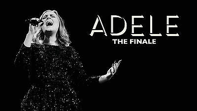 Best available tickets ADELE The Finale Londen, 28 June 2017!