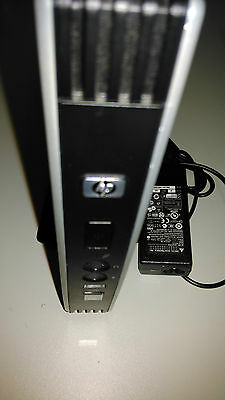 HP ThinClient T5740 Atom 1,66GHz 2GB Flash 2GB RAM ink Adapter Standfuß ohne OS