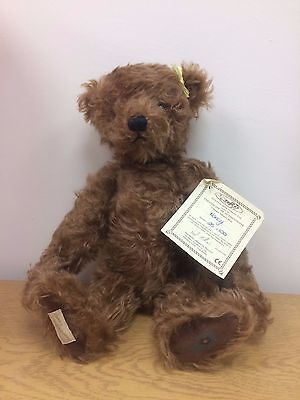 Deans Rag Book Bear Nancy Teddy Jointed Number 25 Of 100 Limited Edition