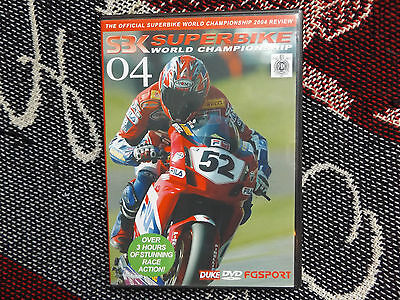 Sbk World Superbike Championship 2004 Official Review - Region 0 Dvd