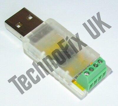 FTDI USB to RS485 Converter for CCTV, EPOS, industrial control FT232RL &  SP485