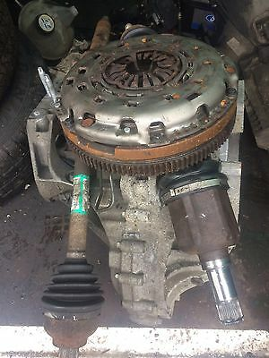 ford transit 2.2 euro 5 mk7 6 speed gearbox complete